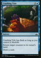 4x Crashing Tide | NM/M | Rivals of Ixalan | Magic MTG