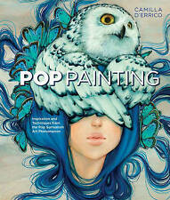 Pop Painting by D'Errico, Camilla (Paperback book, 2016)