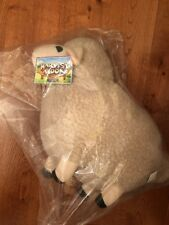 "Harvest Moon Sheep 12"" Plush Plushee Super Rare Limited Brand New Promo Huge"