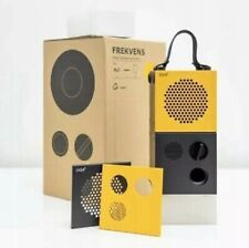 IKEA FREKVENS Bluetooth Lautsprecher Limited Edition Teenage Engineering NEU