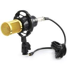Ohuhu Pro Condenser BM800 Mic Shock Mount Audio Microphone Sound Studio Dynamic