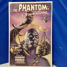 Moonstone Comic - The Phantom: Generations #5 2009
