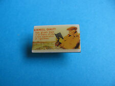 CAMEL Cigarettes advertising pin badge. VGC.