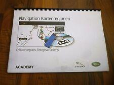 Land Rover JAGUAR Range Rover Academy Navigation 2007-2012 WERKSTATT HANDBUCH