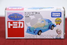 F/S Disney Tomica Dream Star Elsa Anna and the Snow Queen Special Specific Cars