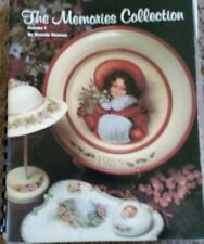 Craft Booklet The Memories Collection Vol.1 by Brenda Stewart 1985