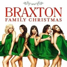 THE BRAXTONS - BRAXTON FAMILY CHRISTMAS  CD NEW+