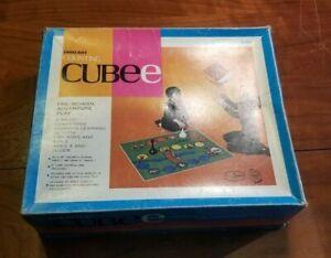 Ohio Art Counting Cubee No. 633 EUC Complete