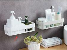 GH White Bathroom rack storage rack toiletry storage rack kitchen toilet 1PCS