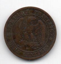 France - Frankrijk - 2 Centime 1857 W