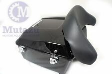 Complete CVO Style King Tour Pak for Harley Touring models w/Standard Hardware