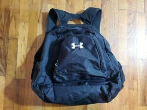 Under armour backpack black