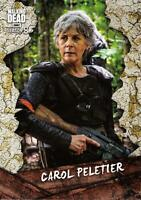 Walking Dead Season 8 Part 1 CHARACTER Insert Card C-5 / CAROL PELETIER