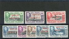Falkland Islands(Graham) Scott# 2L1-8  mint NH