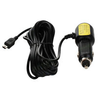Micro Dual USB Ports Car Cigarette Adapter Lighter Charger For Dash Cam DVR RF