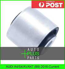 Fits AUDI A4/S4/AVANT (B9) 2016-Current - Rubber Suspension Bush Front Lower Arm