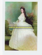 mm437 - Empress Elisabeth Sissy of Austria - Royalty photo 6x4