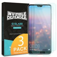 For Huawei P20 Pro | Ringke Tempered Glass Clear Screen Protector 0.33mm [3pcs]