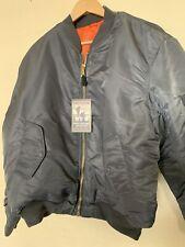 Lambretta MA1 Bomber jacket size 1XL bnwt