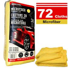 72 x 40cm Microfibre Ultra Soft Cloths Towels - Car, Home Kirkland (2 x 36)