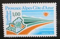 FRANCE 1983 Regions of France: Provence. Set of 1. Mint Never Hinged. SG2555.