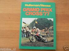 GRAND PRIX MOTOCROSS 1977,LACKY HONDA,CCM EASTWOOD,WASP,CZ,VILLA,BRUNO KTM GPC77