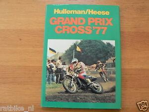 GRAND PRIX MOTOCROSS 1977,LACKY HONDA,CCM EASTWOOD,WASP,CZ,VILLA,CARABELA GPC77