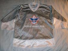 San Antonio Rampage Hockey Park Antony Gray Scouts Night Jersey Boys Large 14-16