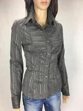 Hot Options Women's Regular Button Down Shirt Tops & Blouses