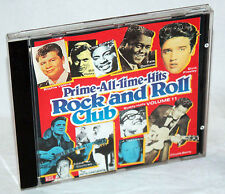 CD Prime-All-Time-Hits - ROCK AND ROLL CLUB Vol.11 - Valens/Presley u.a.