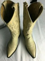 New Tony Lama Women's Full Quill Ostrich Cowboy Boots size 7.5
