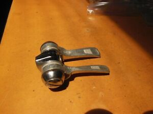 Shiamno 422 down tube shifters single bolt mount on frame