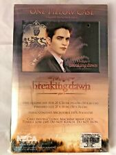 Twilight Edward Cullen Pillowcase Breaking Dawn Microfiber NEW