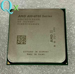 AMD A10-Series CPU Processor A10-6700 3.7GHz Quad-Core