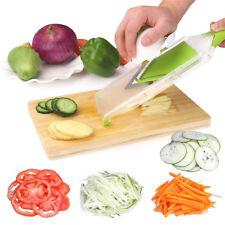 Peeler Slicers Vegetable Potato Cutter Food Fruit Chopper Blade handheld Safety