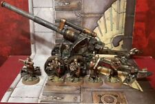 Death Korps of Krieg Earthshaker Carriage Battery painted pack Warhammer 40k