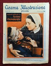 Cinema Illustrazione 1936 XI n° 36 Kay Francis    23/12