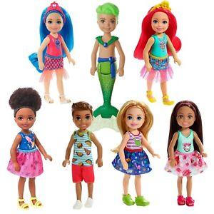 """Barbie Club Chelsea 5.5""""-inch (14 cm) Dolls by Mattel (Choose a style)"""