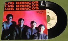 LOS BRINCOS Flamenco Orig ES NOVOLA 1964 4 Track PIC SLEEVE EP