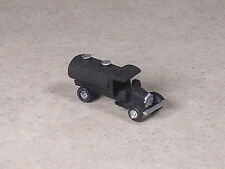 Z Scale 1928 Black Ford Water Tank Truck.