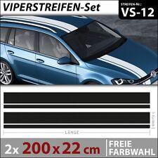 Viper Autoaufkleber Streifen Cartuning Zierstreifen Tuning Aufkleber . VS-12