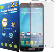 2x Clear LCD Screen Protector Guard Shield Cover T-Mobile LG Optimus L90 D415