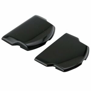 2-pack Black Battery Door for Sony Playstation PSP 2000/3000