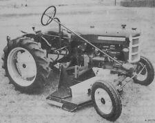 Ih International Danco C I Rotary Belly Mower Manual Farmall Cub Amp Cub Lo Boy C1