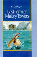 Last Term at Malory Towers by Blyton, Enid, Good Used Book (Hardcover) FREE & FA