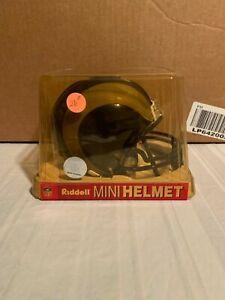 St. Louis Rams NFL Riddell Mini Helmet Brand New