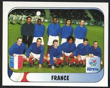 "EURO 96 STICKER ""FRANCE TEAM"" No 148 BY MERLIN"