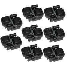Set of 8 Ignition Spark Coil Coils For Mercedes-Benz C CL CLK ML Class UF-359