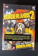 Borderlands 2 [ Deluxe Vault Hunter's Collectors Edition ] (PC / DVD-ROM)