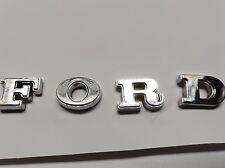 Ford Fairmont XW Bonnet Badge Set. Genuine. N.O.S. Falcon.